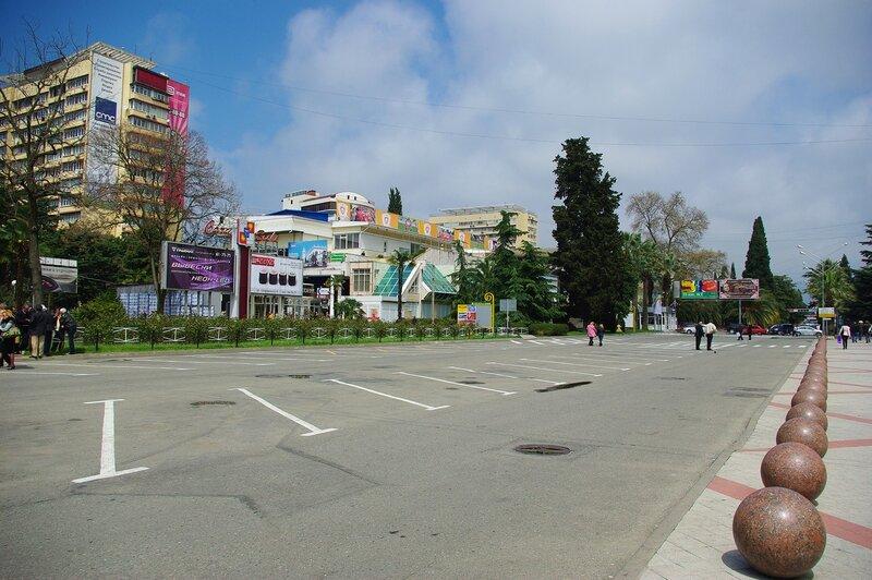 навагинская улица сочи фото