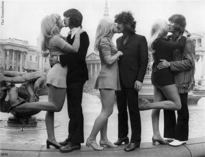 эротика Плейбой 70-е