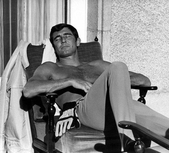 Бонд George Lazenby,1969 год