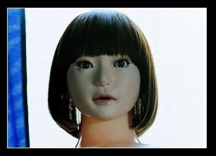 Надувная кукла или Что такое красота по-японски?