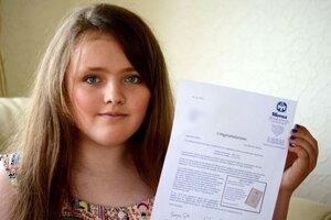 12-летняя девочка превзошла Хокинга и Эйнштейна по IQ-тесту