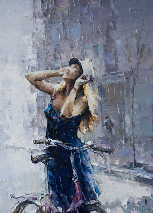 Алексей Зайцев. Дождь