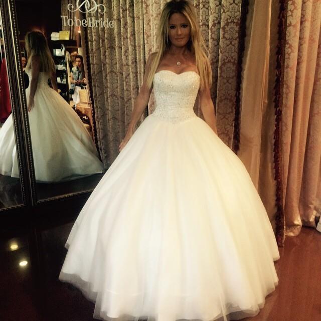 Свадьба Даны Борисовой: «Да, я выхожу замуж...»