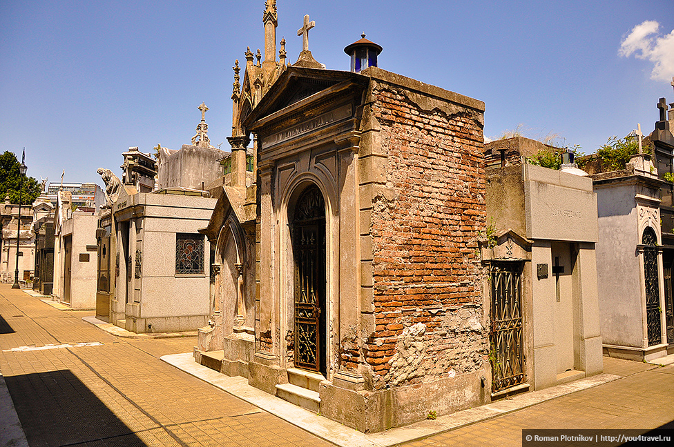 0 3eb81a df0ede5c orig День 415 419. Реколета: кладбищенские истории Буэнос Айреса (часть 2)