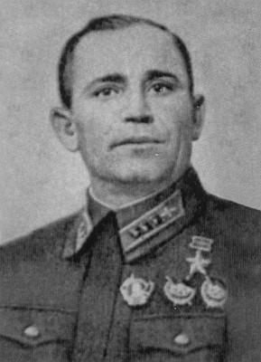 Герой Советского Союза Навроцкий Михаил Алексеевич