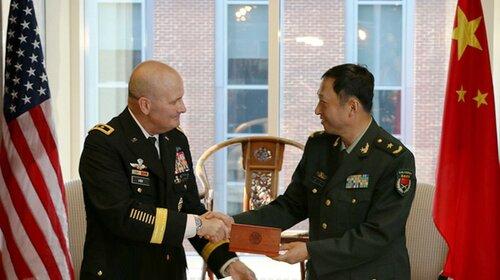 США и Китая договорились о военном сотрудничестве