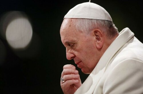 Россия и Запад: Папа Римский объявил, что это Рождество, возможно, будет последним для человечества