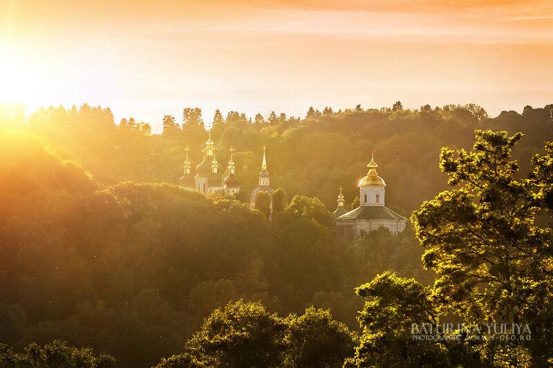 Выдубицкий монастырь Киева