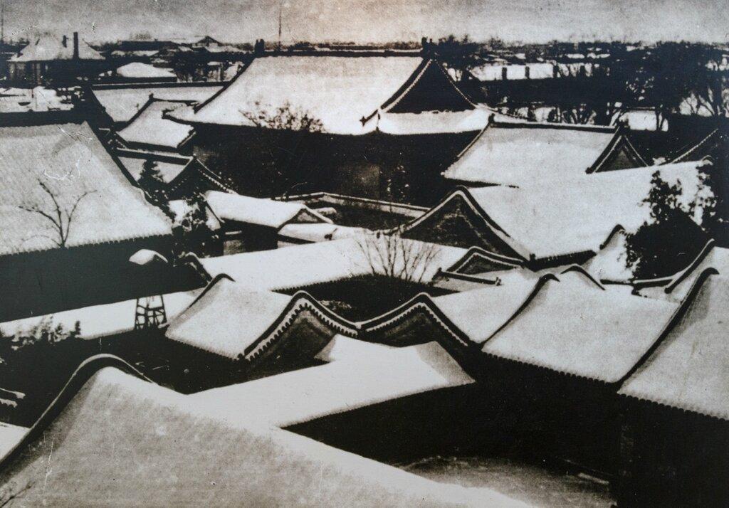 Резиденция Гун-вана в XIX веке