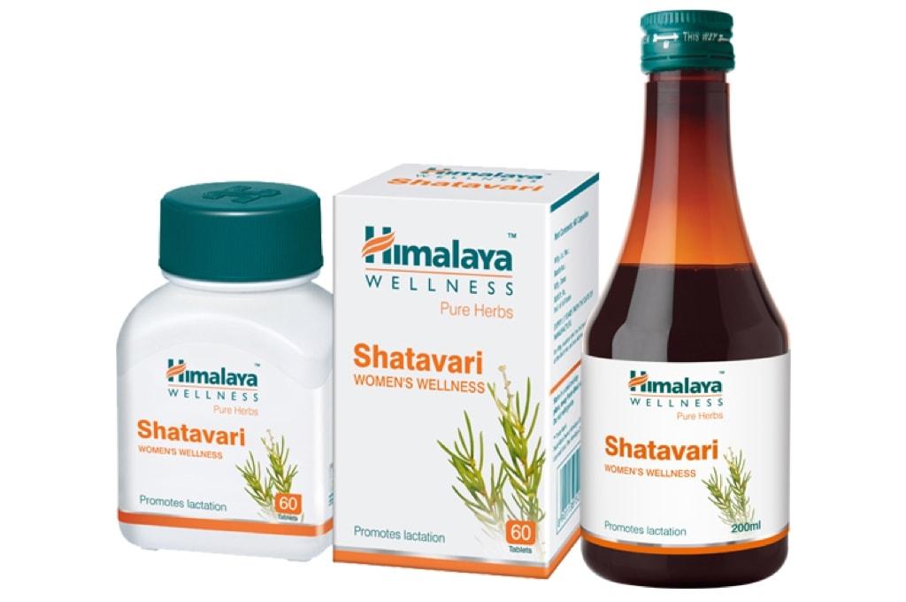 Шатавари (Shatavari) от Himalaya
