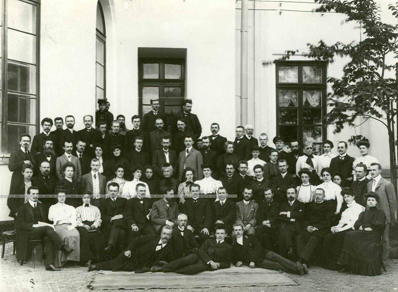Группа обслуживающего персонала Первой Государственной думы