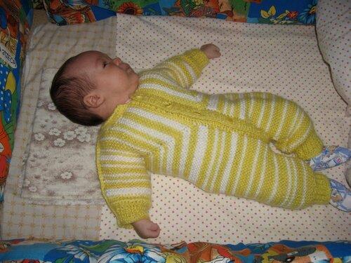 Baby Surprise Jacket by Elizabeth Zimmermann - Осинка