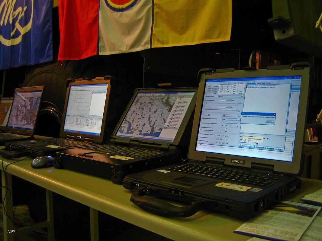 Международный Салон Вооружения и Военной Техники 2008