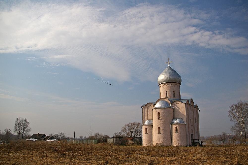 Церковь Спаса Преображения на Нередице. 1198 год