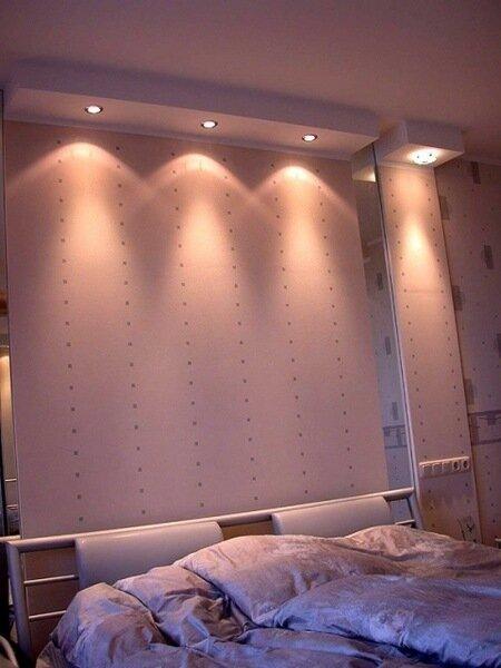 ремонт квартиры своими руками спальня - Ремонт спальни - Фотоальбомы - Современная спальня