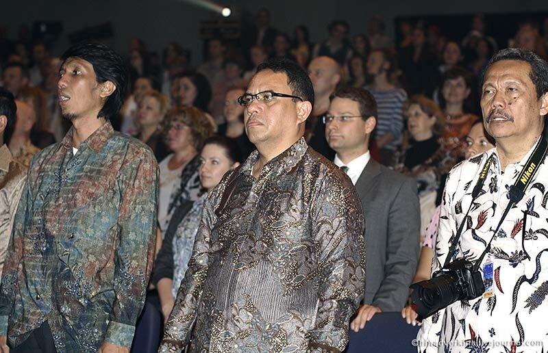 Дни культуры Индонезии в России
