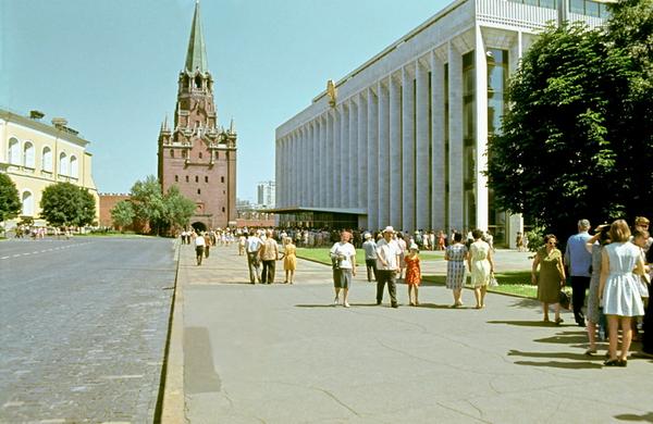 Россия 1968-1972