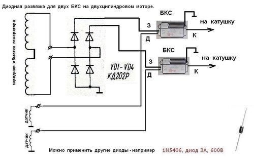 использую упрощённую схему