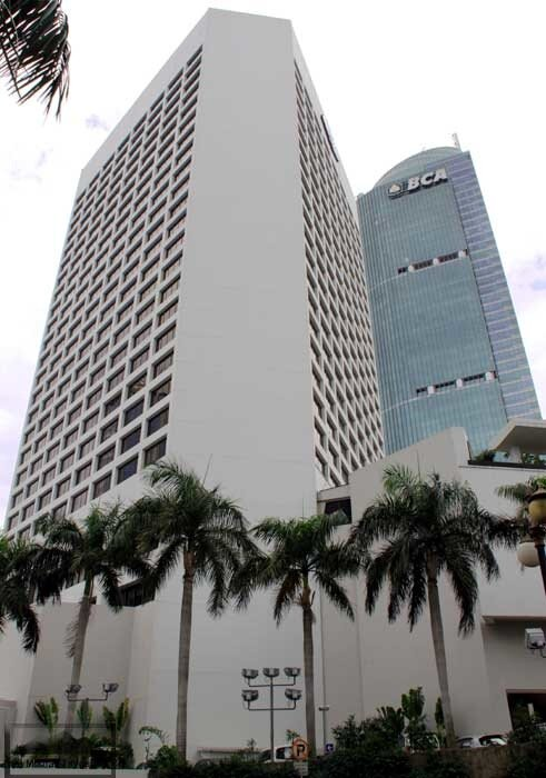 Центр Джакарты