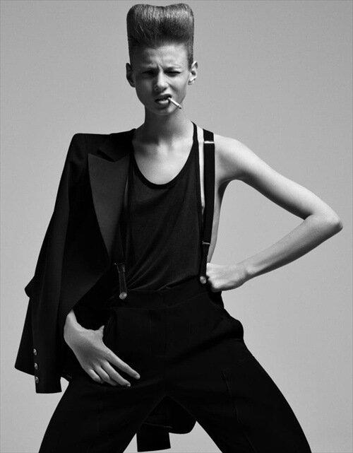model, posing, fashion