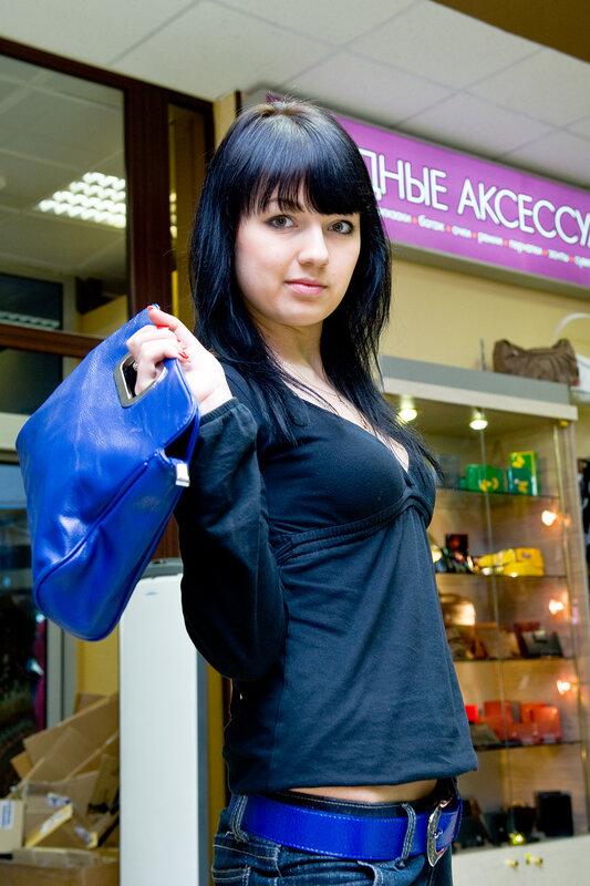Маша и модные аксессуары
