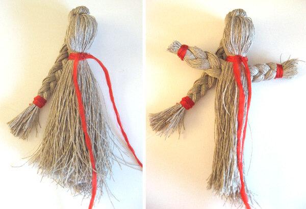 Кукла мотанка из ниток своими руками мастер