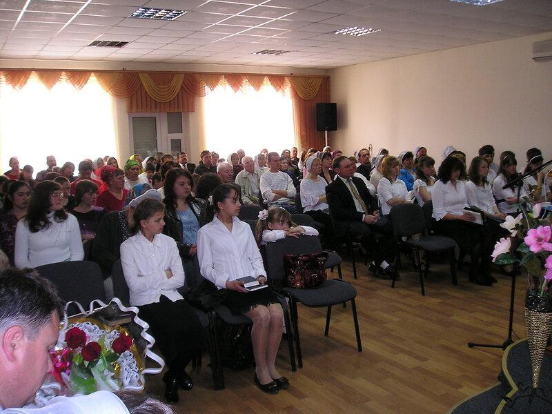Церковь Благодать, г. Старобельск