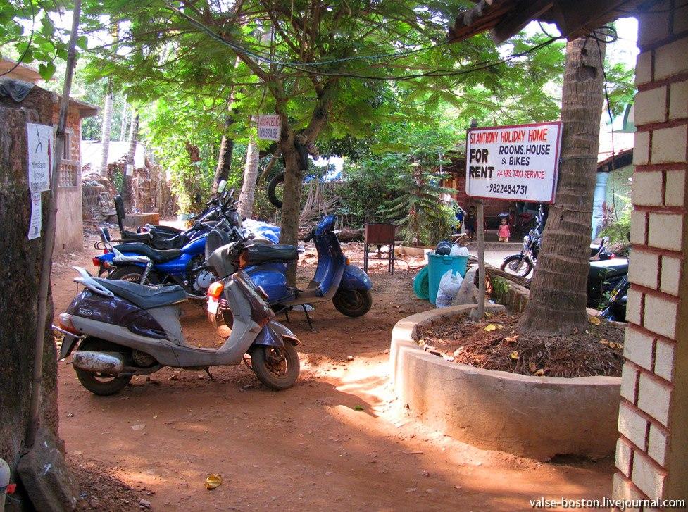 Индия, Гоа, Арамболь / India, Goa, Arambol