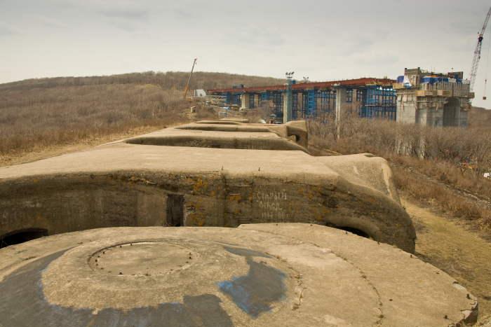 Новосильцевская батарея от администрации Владивостока - в аренду. Всего-то за 40,9 тыс. рублей в месяц...