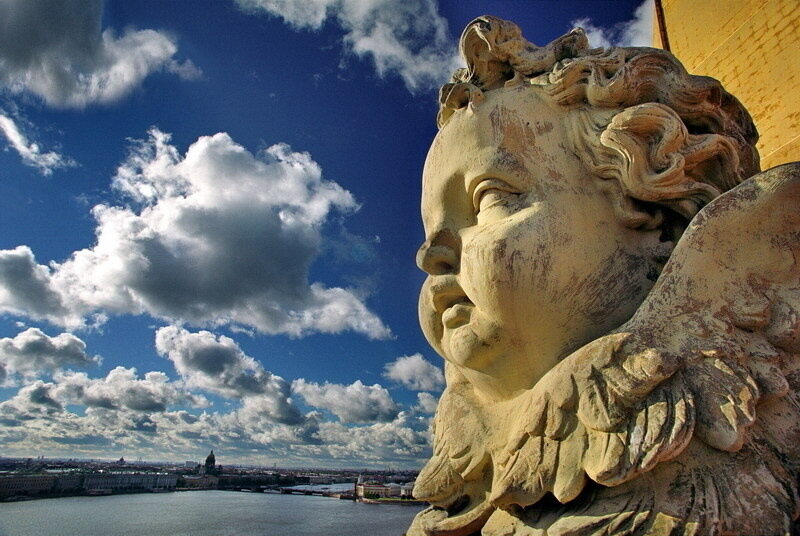 Санкт-Петербург глазами Александра Петросяна.