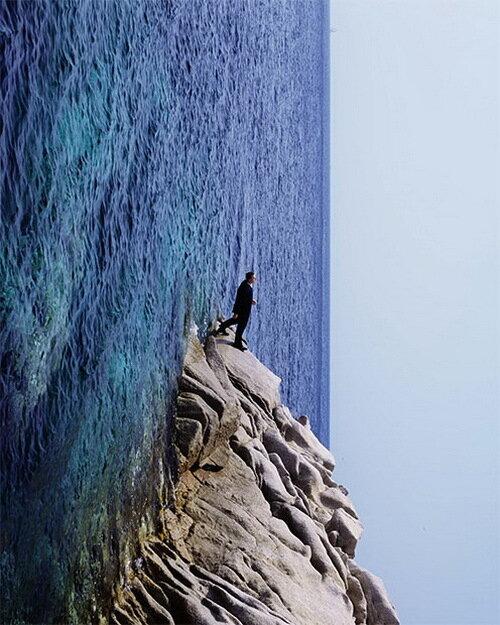 Фотографии Филиппа Рамета (Philippe Ramette)