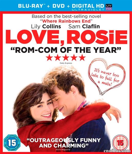 С любовью, Рози / Love, Rosie (2014/BDRip/HDRip)