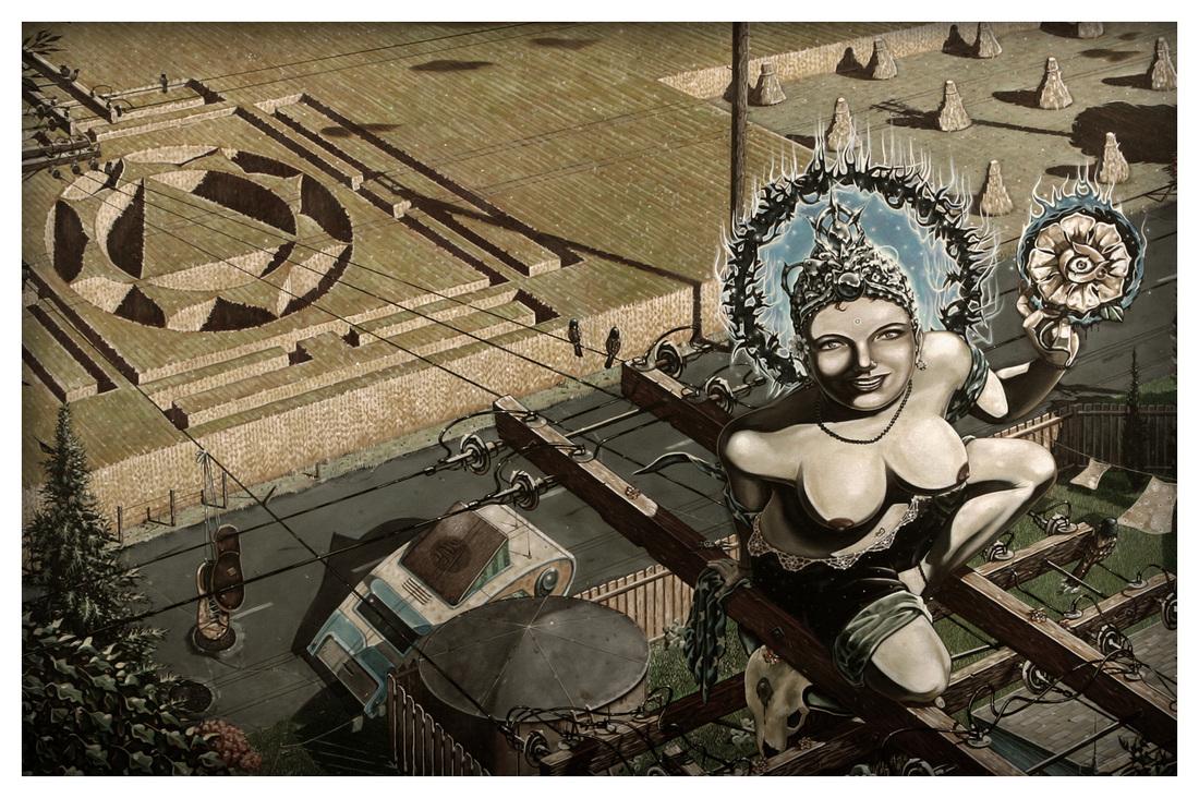 Эзотерический символизм вековой цивилизации