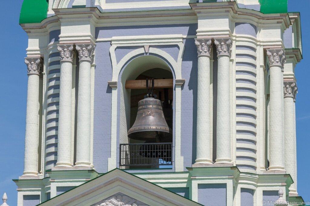 Колокола на Колокольне Успенского собора