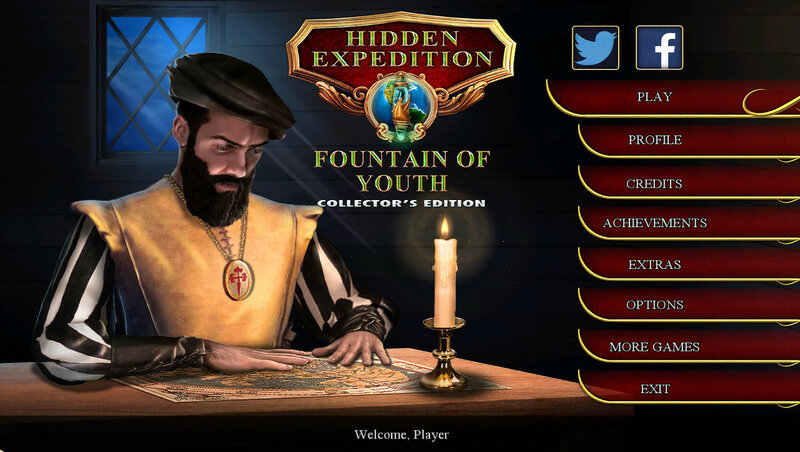 Hidden Expedition: The Fountain of Youth CE