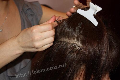 Фото на тему неудачное фото после снятия нарощенных волос.