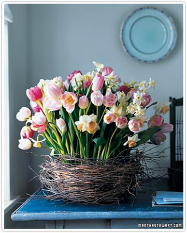 тюльпаны весенний натюрморт