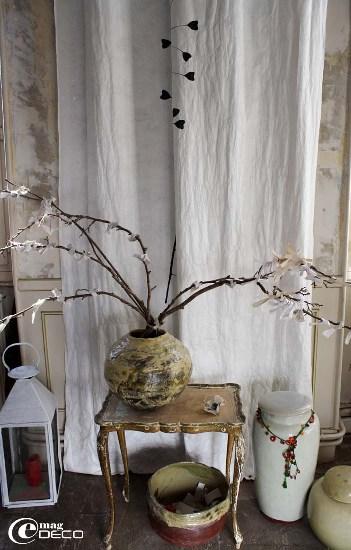 красивое декорирование интерьера