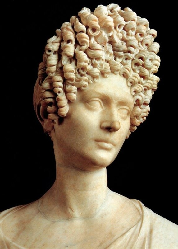 Римлянка эпохи Флавиев