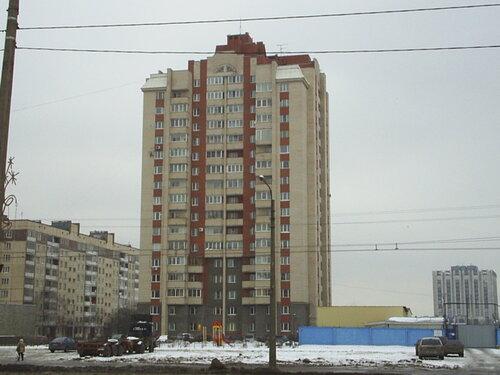 Бухарестская ул. 23к4