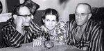Семья Клавдии Некрасовой: сын Вадим (слева) и муж Николай