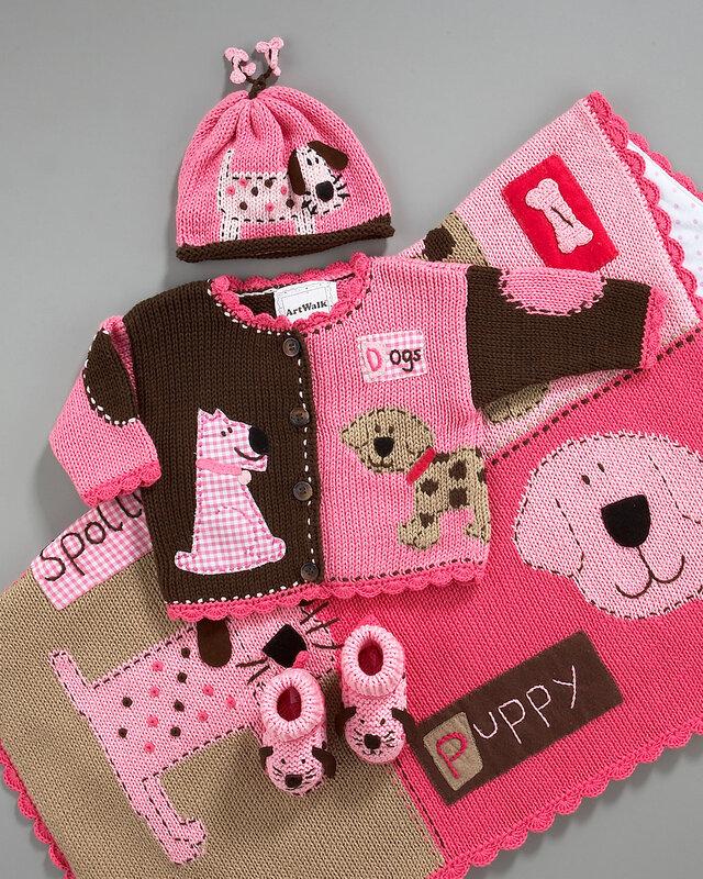 """针织婴儿""""艺术""""套装 - maomao - 我随心动"""