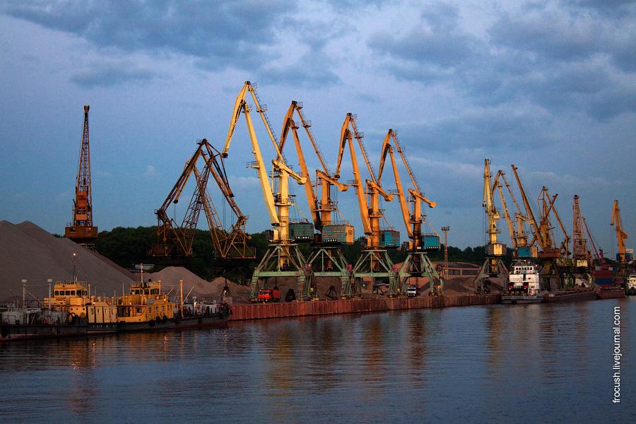 Северный грузовой порт