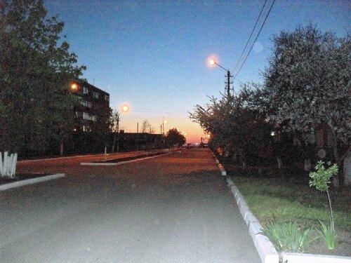В городе Приморско-Ахтарске