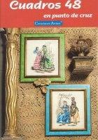Журнал Cuadros en punto de cruz №48