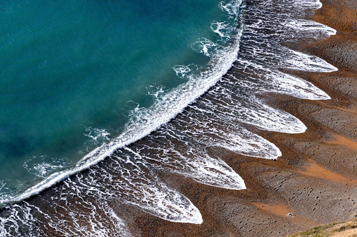Загадочный пляж