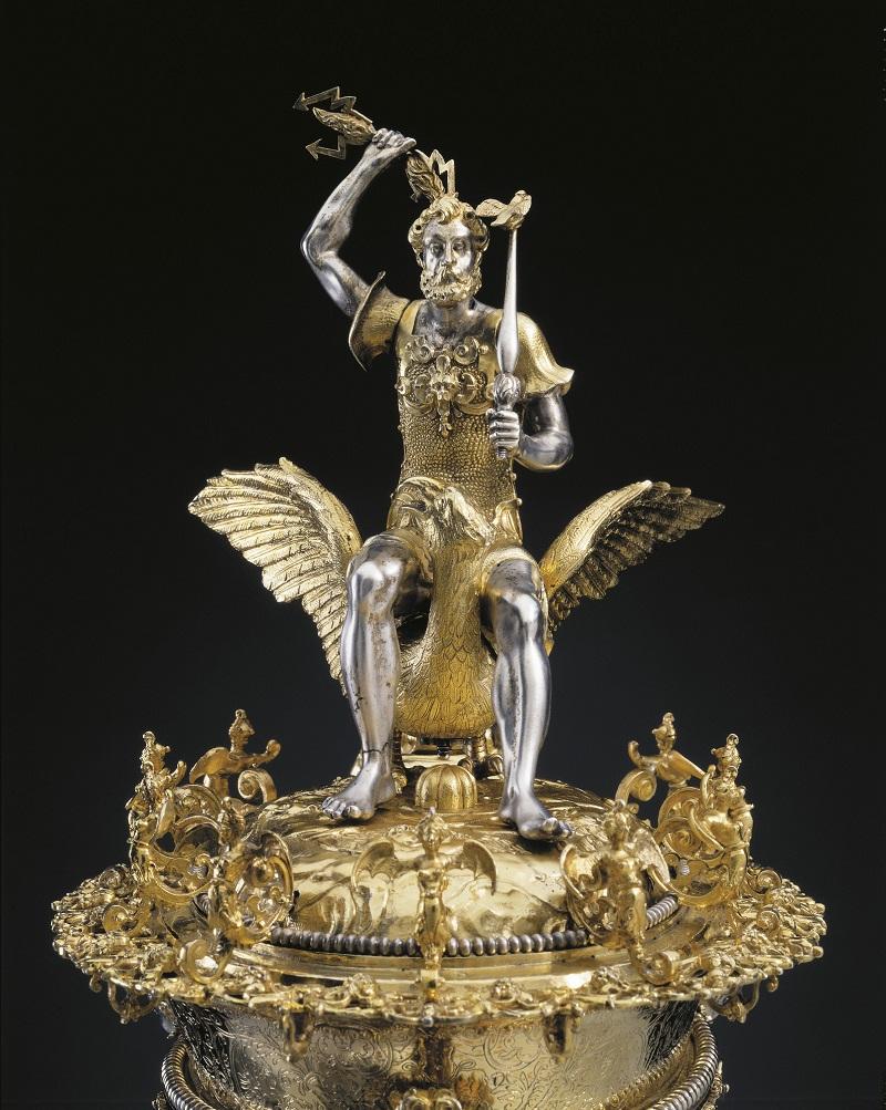 Nikolaus Schmidt (c. 1550/55-1609) Nautilus cup  c. 1600