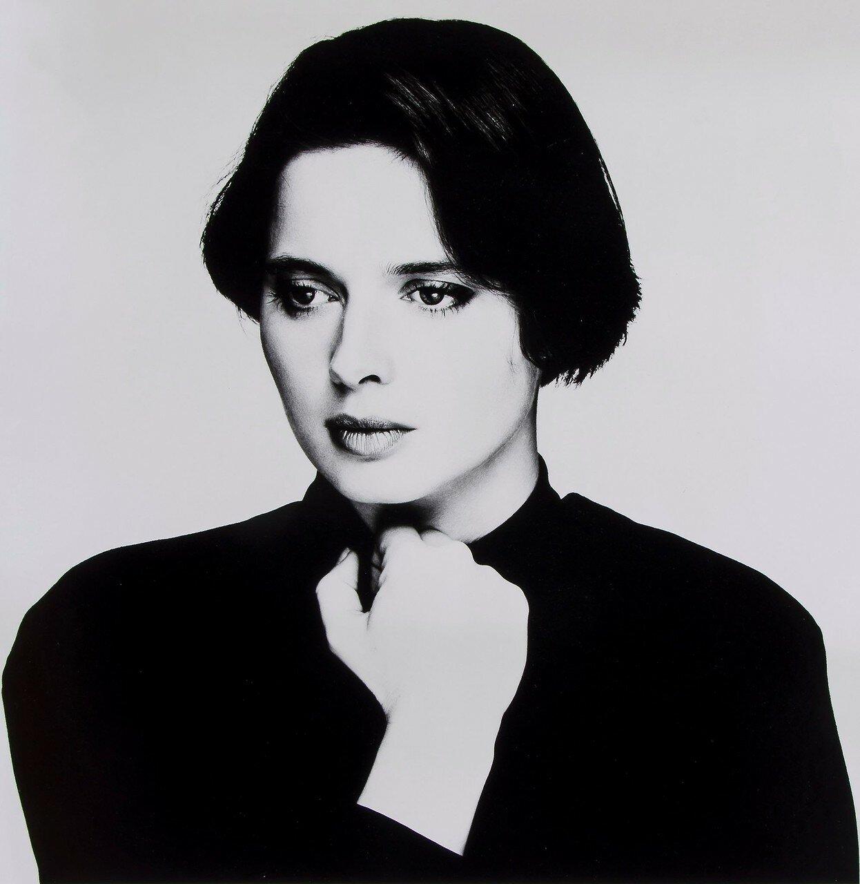 1984. Изабелла Росселлини. Лондон