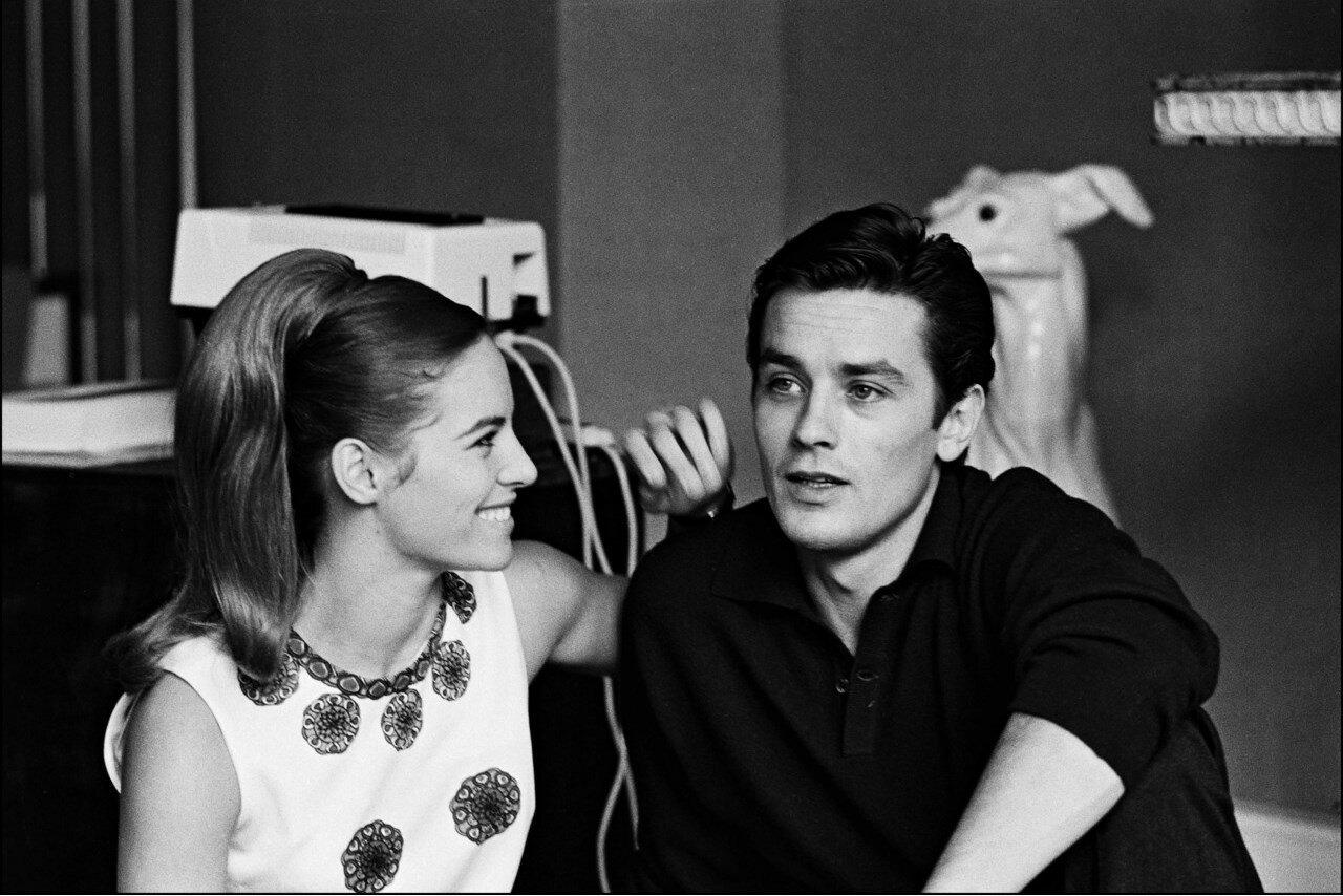 1965. С Натали
