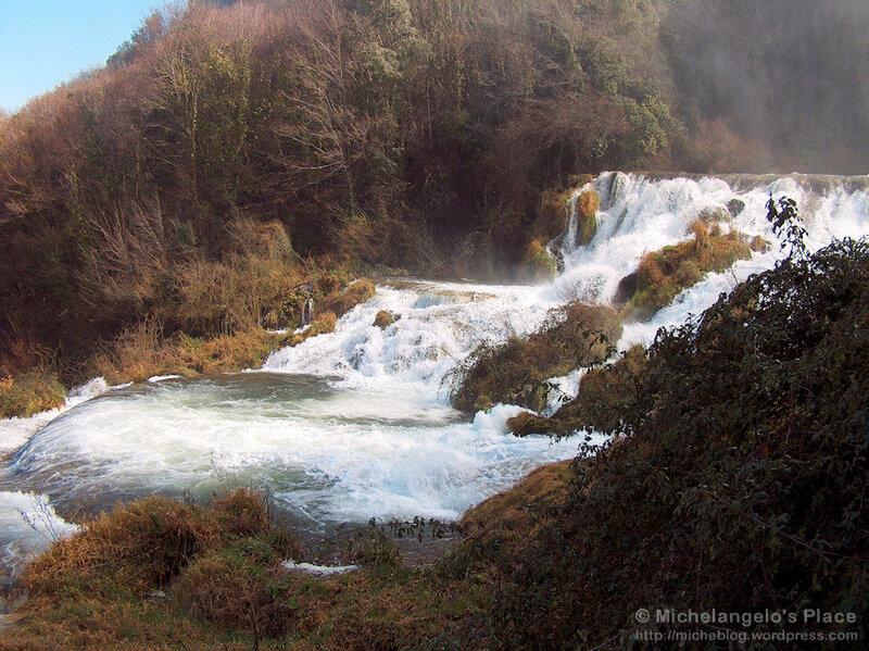 Каската дель Мармор (Водопад Мармор)